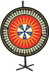 Money Wheel of Chance