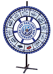 Bally's Custom Wheel of Chance